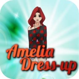 Amelia Dress Up - Star Fashion Model Popstar Girl Beauty Salon