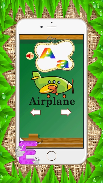 Preschool & Kindergarten Learning Games : ABC Alphabet Reading, Match For Kids Free screenshot-4