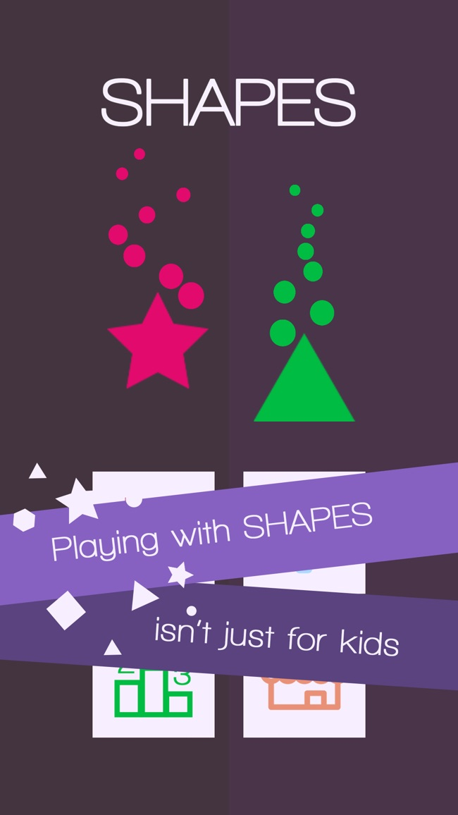 Shapes: Match & Catch Screenshot