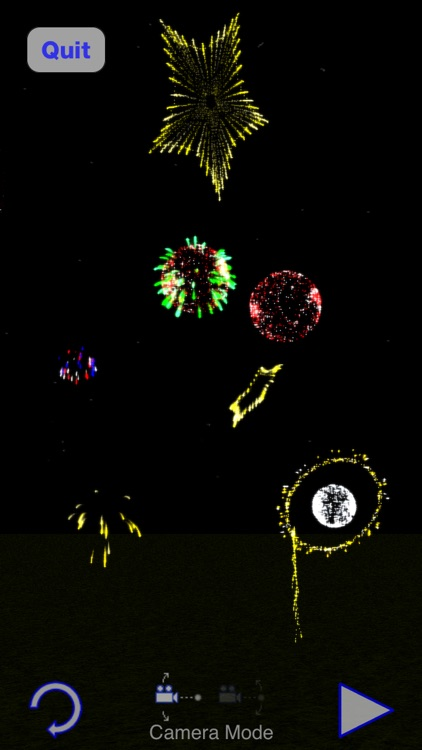 Fireworks Creator 3D screenshot-2