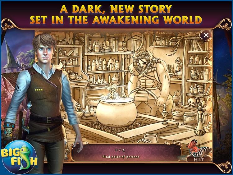 Awakening: The Golden Age HD - A Magical Hidden Objects Game