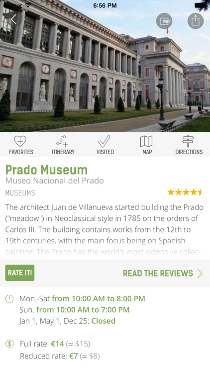 Madrid Travel Guide (with Offline Maps) - mTrip screenshot-4