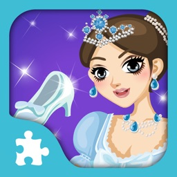 Cinderella Find the Differences - Fairy tale puzzle game for kids who love princess Cinderella