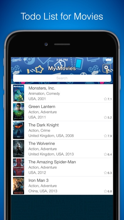movie list free todo list for movies wishlist for new best movies