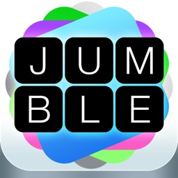 Jumble - The mind boggling word search game
