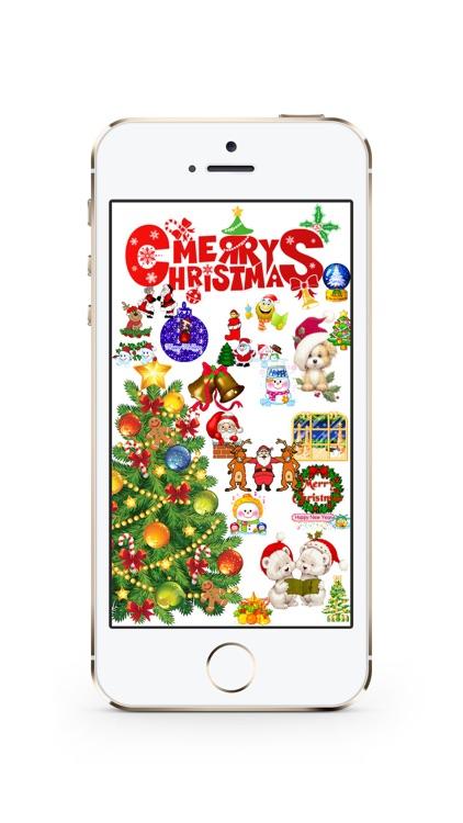 Christmas GIF Keyboard Pro