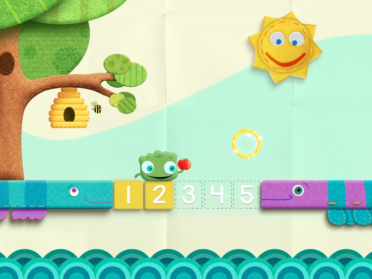 Tiggly Addventure: Number Line Math Learning Game screenshot-0