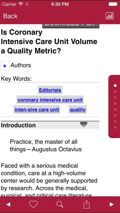 JAHA – Journal of the American Heart Association screenshot-3