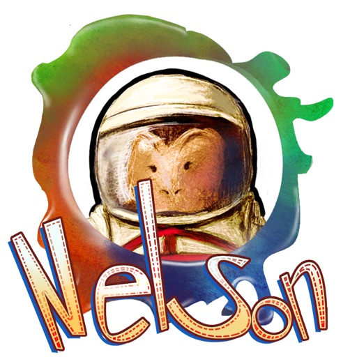 Nelson e la scomparsa dei colori - fiaba sonora narrata con splendidi disegni