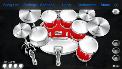 Z-Drums screenshot two