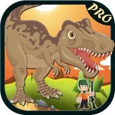 Activities of Dinosaur Kids Hunting Time pro