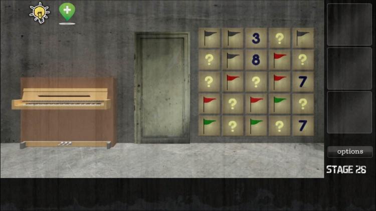 密室逃脫比賽系列3: 逃出100道密室之門 - 史上最難的密室逃脫遊戲 screenshot-4