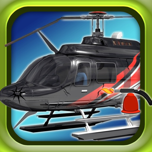 Fix It Day Care Helicopter