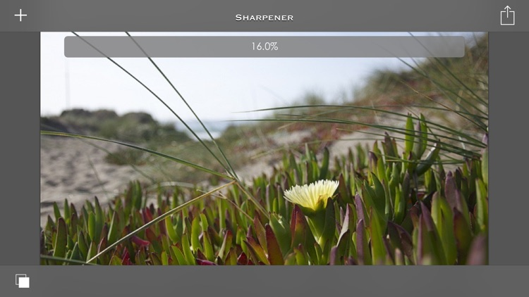 Sharpener - sharpen photos and blurry images, snaps screenshot-3