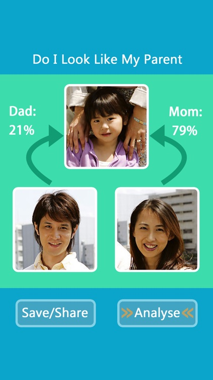 Do I Look Like My Parent? Are You Alike Dad/Mom? screenshot-4