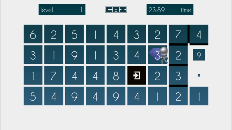 CAZ - Infinite Puzzle for Your Brain screenshot-0