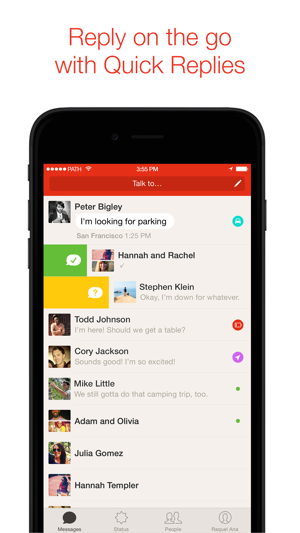 Path Talk Screenshot