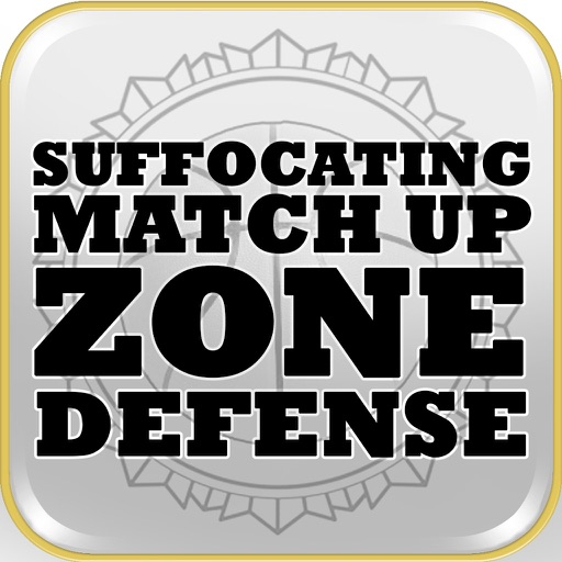 The Suffocating MATCH UP Zone Defense - With Coach Silvey Dominguez - Full Court Basketball Training Instruction - XL