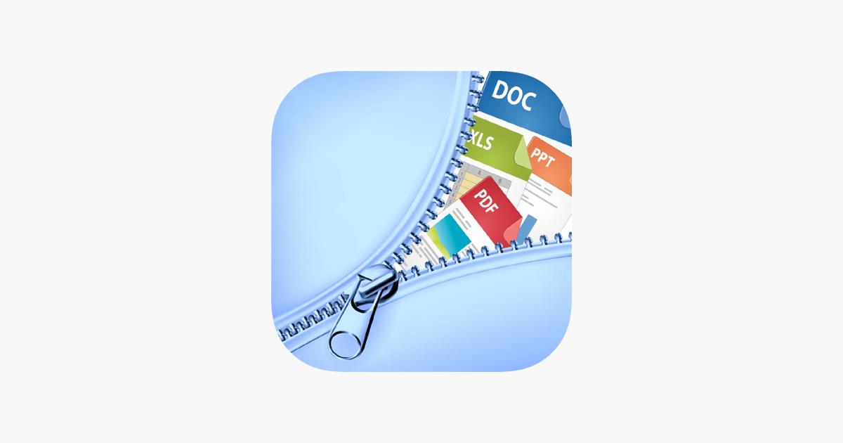 Zip Viewer - Archiver Manager Browser Reader of Zip Files, unzip