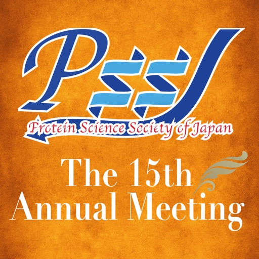 The 15th Annual Meeting of the Protein Science Society of Japan