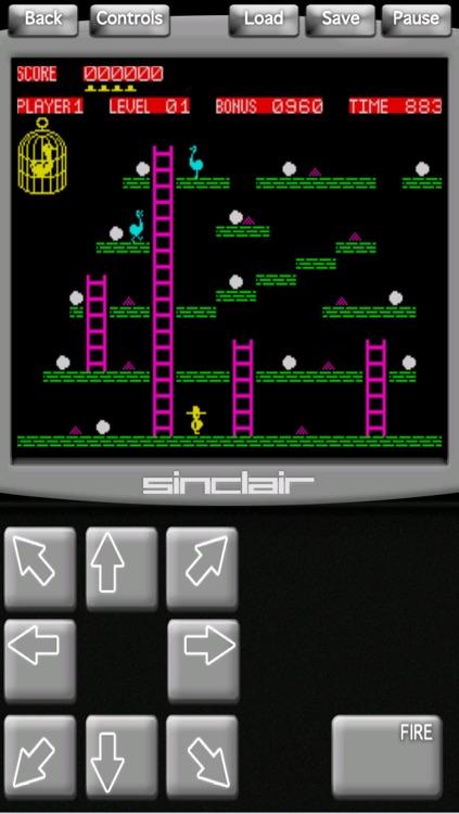Recreated ZX Spectrum