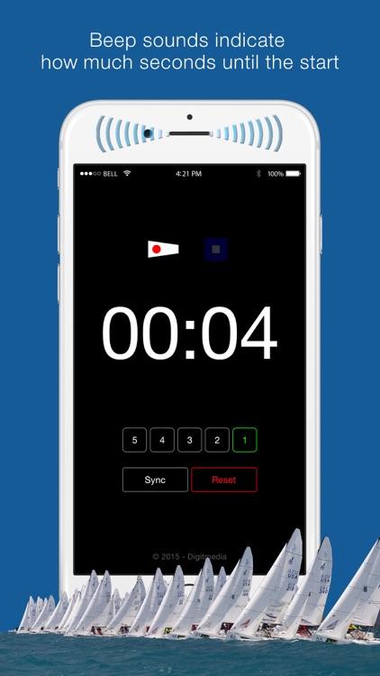 Regatta Timer Watch screenshot-4