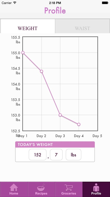 Flat Belly Diet Coach - Healthy Weight Loss Plan with Recipes screenshot-3