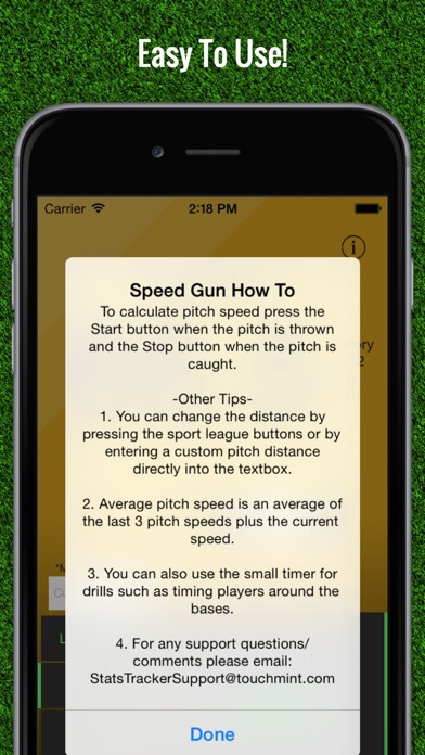 how to use a radar gun for baseball