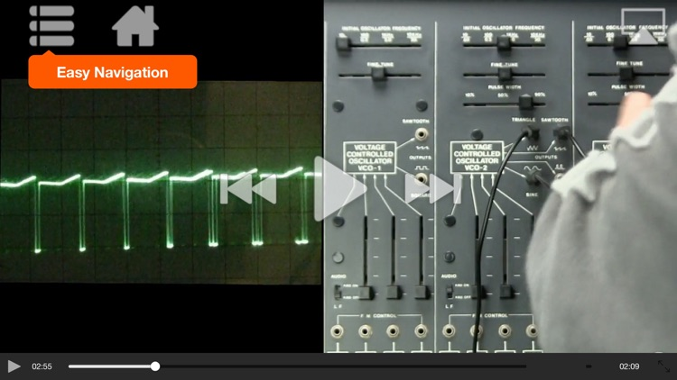 The Oscillator - Foundation Of Synthesis screenshot-3