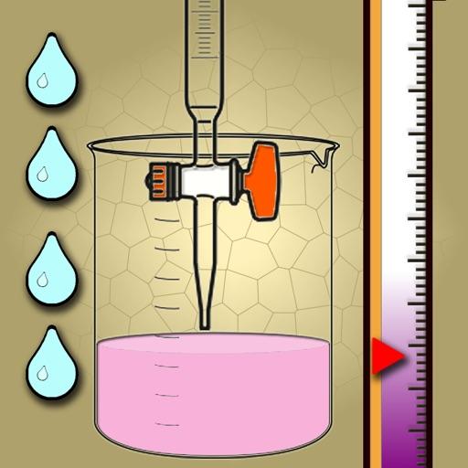 Titration Simulator to Learn Acid Base Equilibrium (Free)