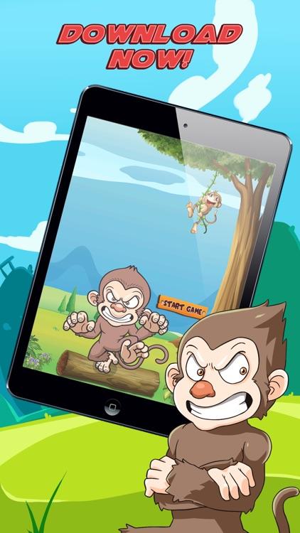 Angry Monkey Slap Blast