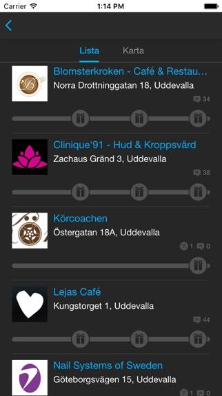 UddevallaAppen - En app skapad specifikt för Uddevalla-1