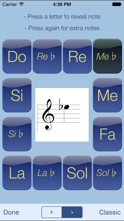 Sheet Music Treble Game screenshot-3