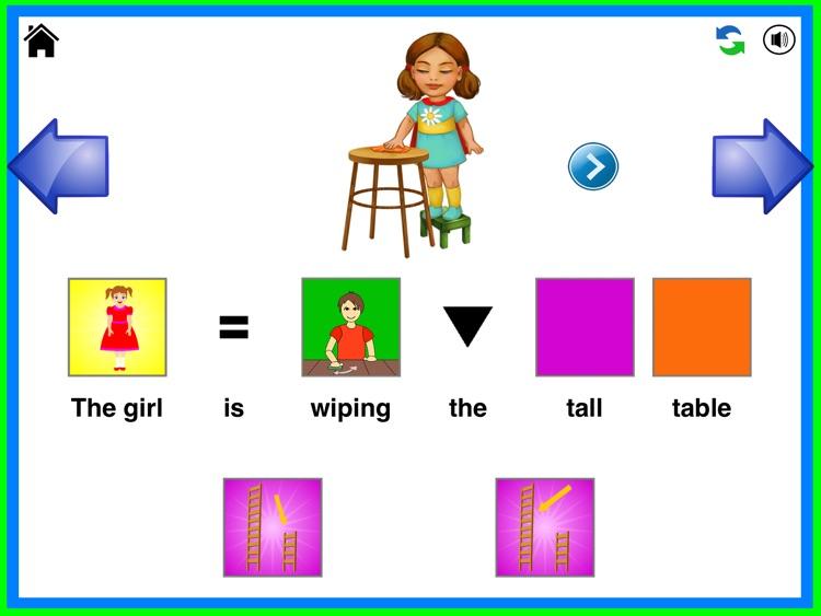 Picture This! Descriptive Sentences
