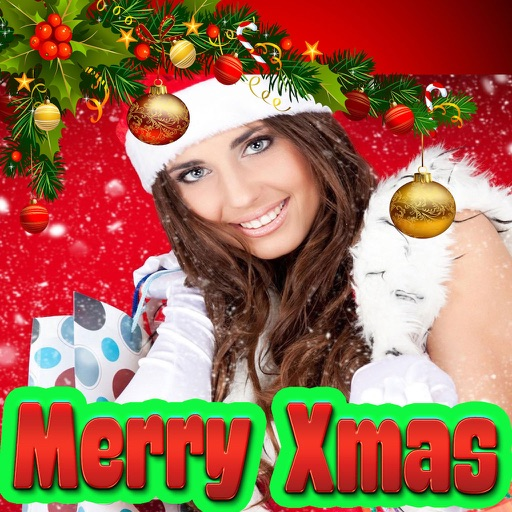 Merry Christmas Picture Frames HD iOS App