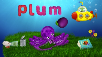 Tiggly Submarine: Preschool ABC Game screenshot four