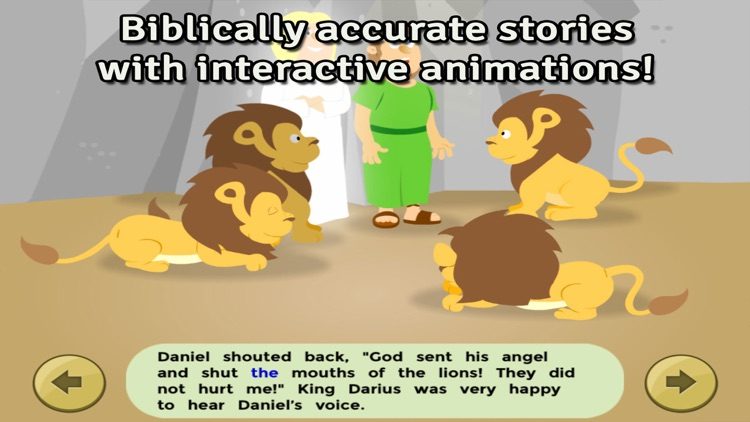 Bible Heroes: Daniel and the Lions - Bible Story, Puzzles, Coloring, and Games for Kids