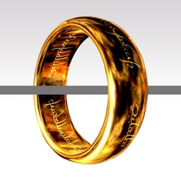 Sauron Ring - Do not break your precious