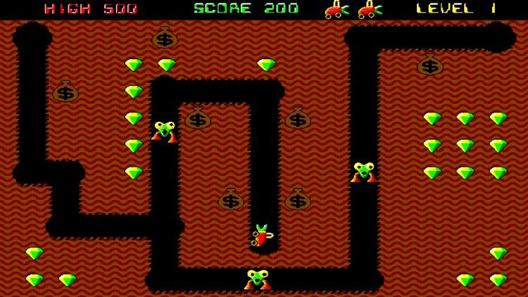 Digger - Classic Arcade