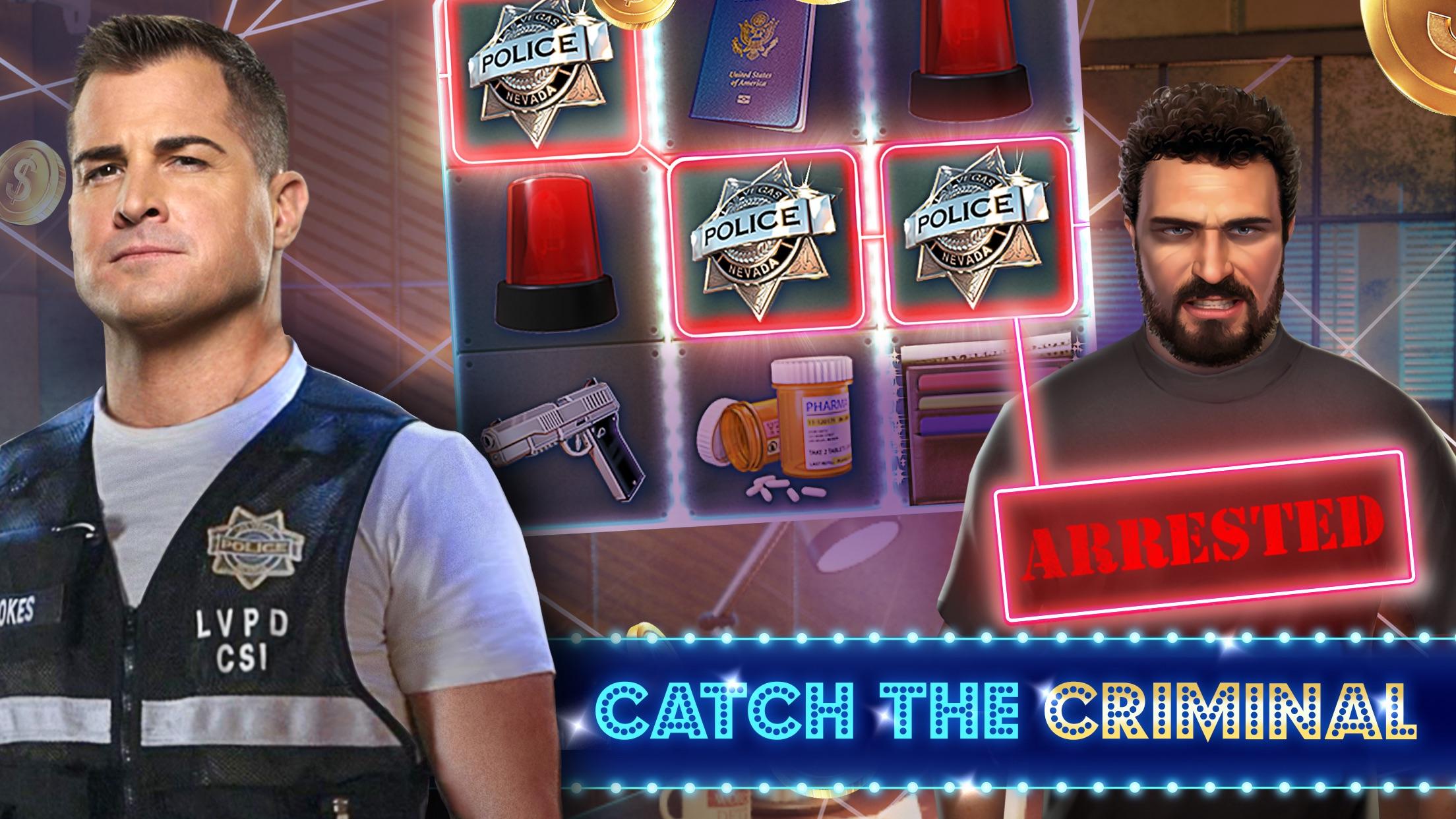 CSI: Slots Screenshot