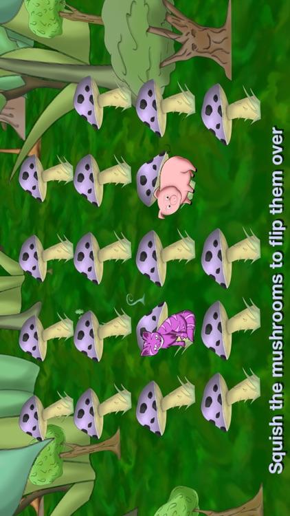 Alice In Wonderland Match Game screenshot-3