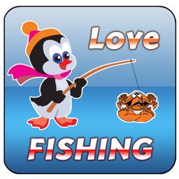 Love Fishing : catch The Fish Race against time and friends - Game for Kids Free!