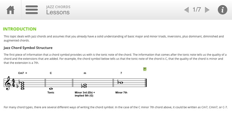 Auralia Jazz Chords