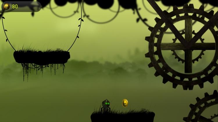 Makibot Forest Journey screenshot-4