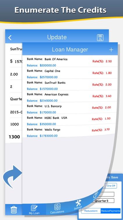 Loan Calc on Go screenshot-3