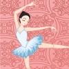 芭蕾舞女演员!游戏有关芭蕾舞的女孩: 学习 幼儿园