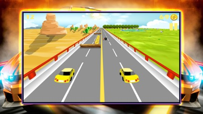 Download 2 Cars 3D (2 Road Racing) for Pc