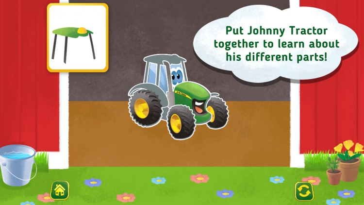 Johnny Tractor and Friends: County Fair screenshot-4