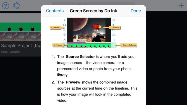 Green Screen by Do Ink screenshot-4
