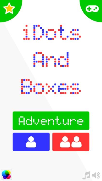 iDots - Dots And Boxes